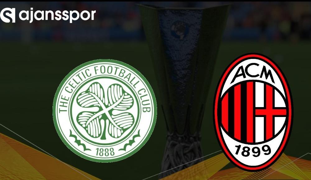 Celtic - AC Milan (Canlı Skor)
