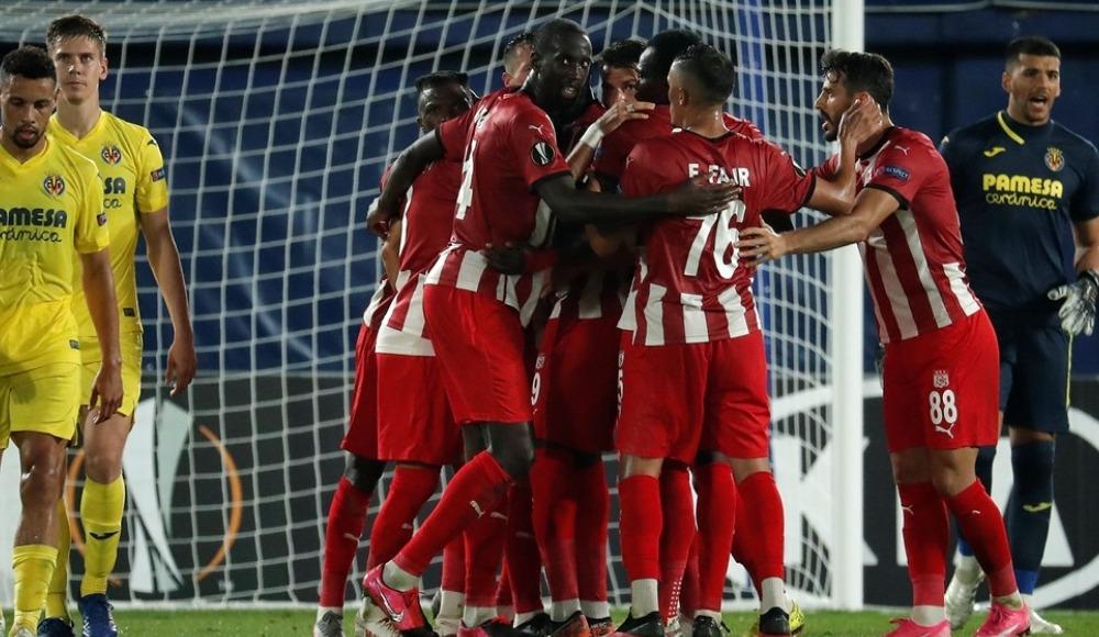 Sivasspor - Maccabi Tel Aviv maçının hakemi belli oldu
