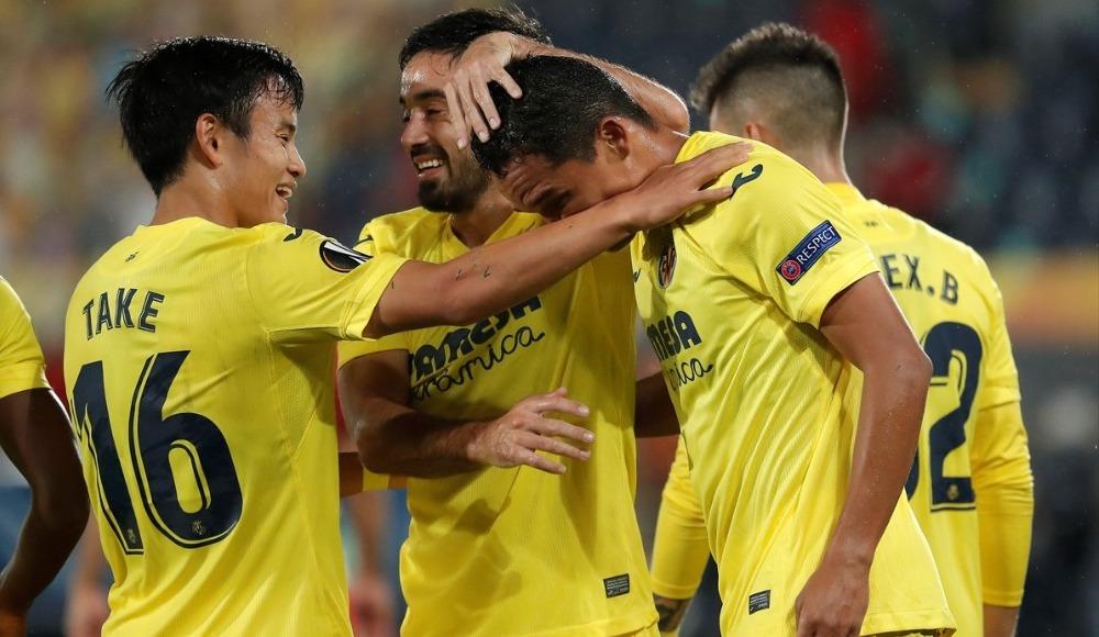 Villarreal'de futbolcular, Sivasspor maçını değerlendirdi