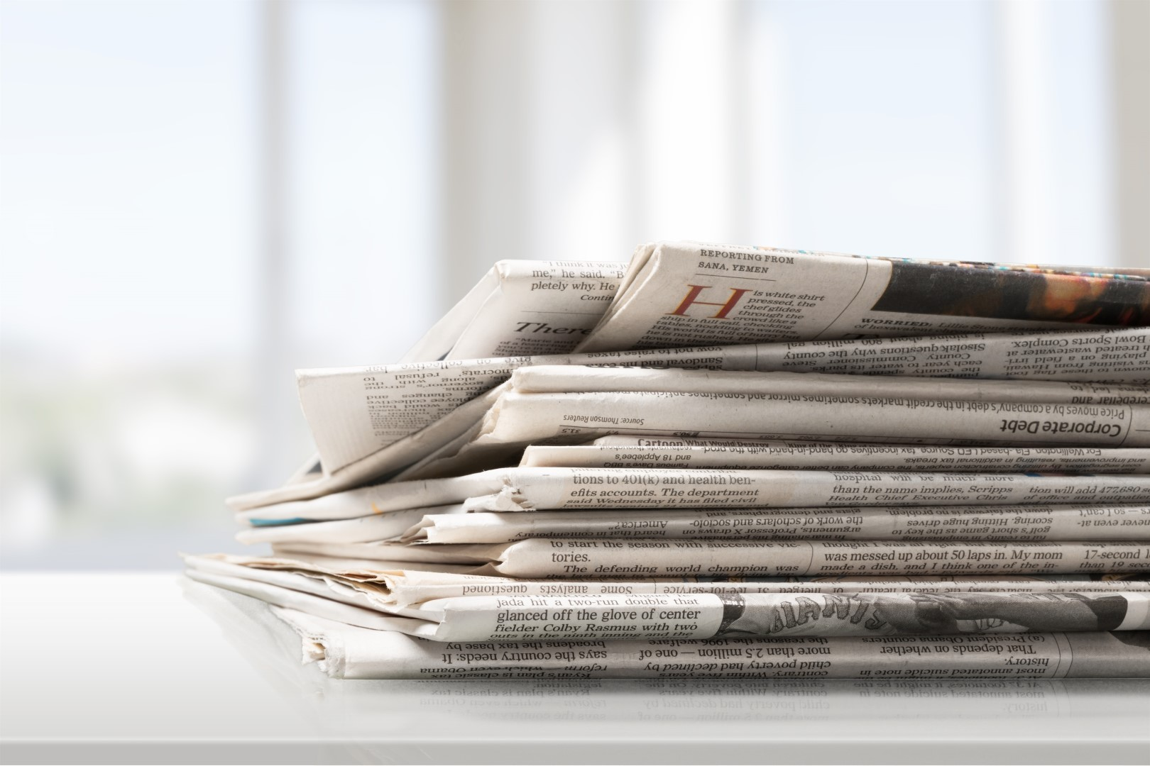 İşte günün manşetleri