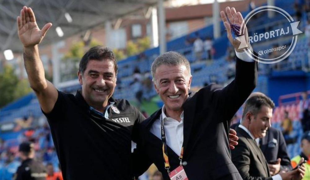 "Trabzonspor'un eski yöneticisi: ""Aklından zoru mu var?"""