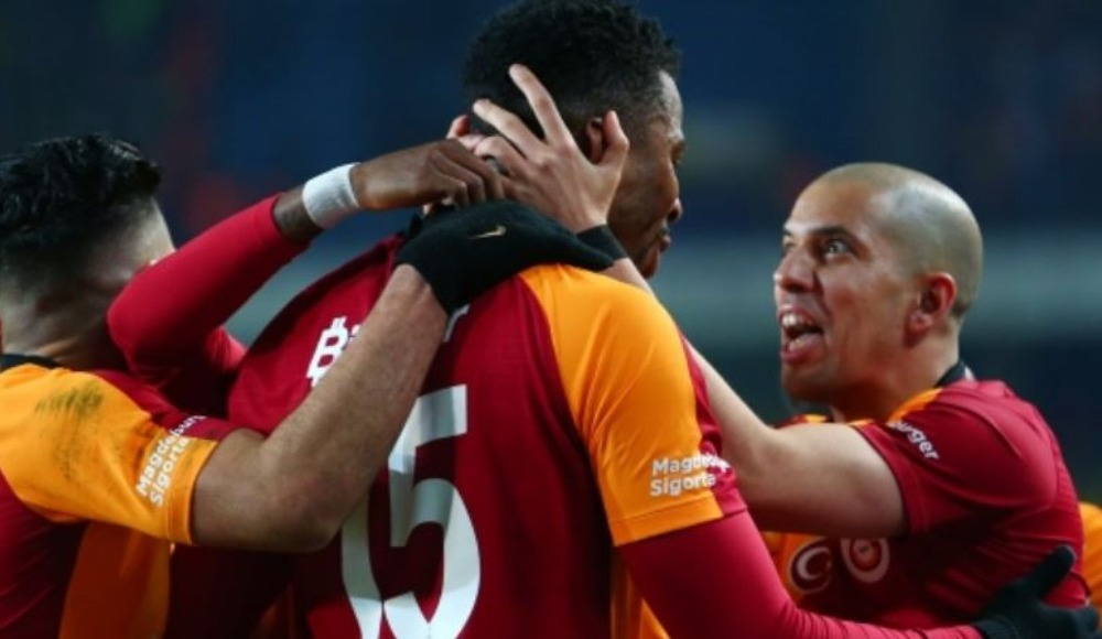Galatasaray'ın Erzurumspor kadrosu belli oldu!