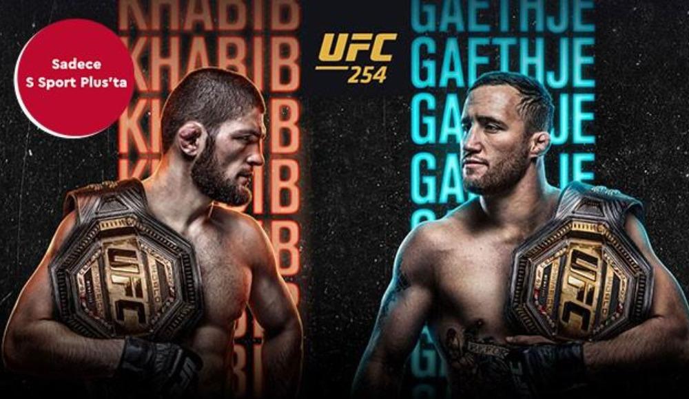 UFC: Khabib Nurmagomedov - Justin Gaethje maçını izle!