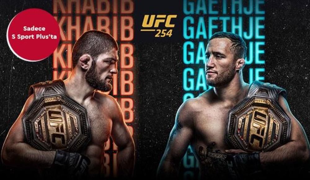 UFC Canlı izle | Khabib Nurmagomedov - Justin Gaethje maçı