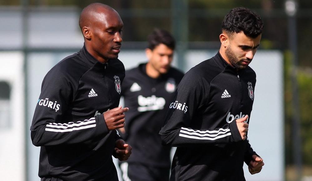 Beşiktaş'ın kaptanları, Denizlispor maçı için devreye girdi