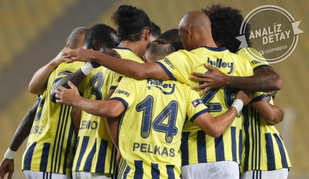 Fenerbahçe, 'bitti' demeden bitmedi! 6 haftada...