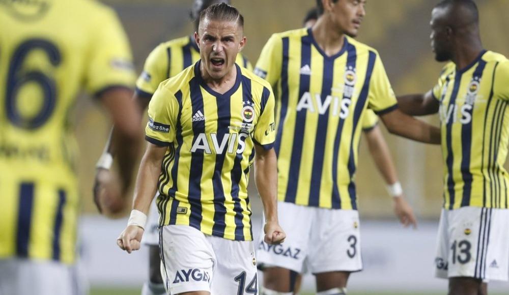"""Dimitris Pelkas: """"Beşiktaş'a karşı ikinci maçımı da kazanmak istiyorum"""""""