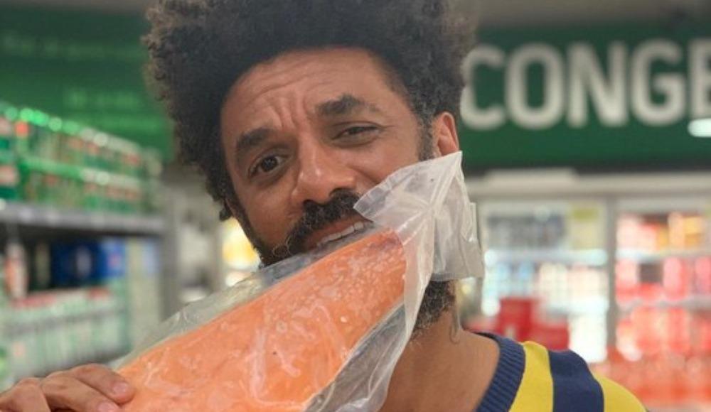 Baroni'den balık göndermeli paylaşım! Trabzonspor...
