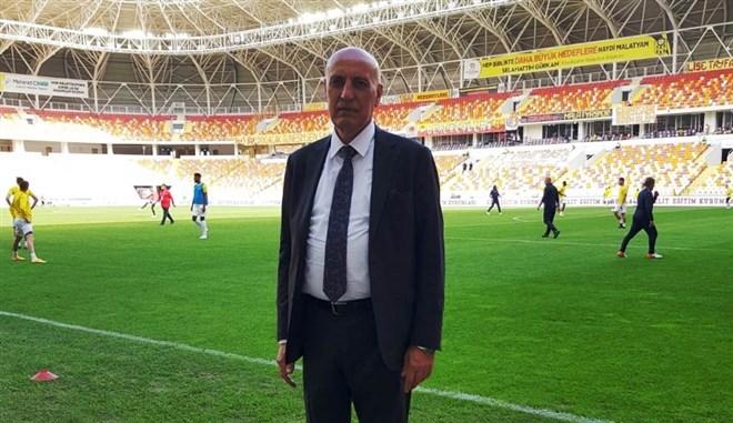 """Aziz Yalçınkaya: """"Beşiktaş maçından galibiyetle dönmek istiyoruz"""""""
