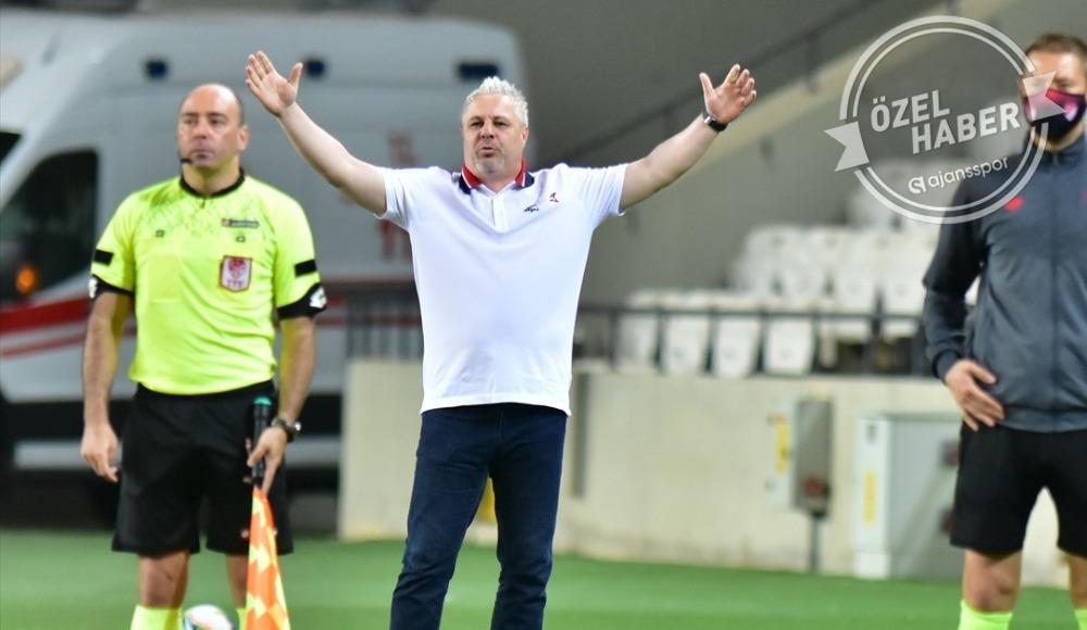 Gazintep FK'da Sumudica kararı