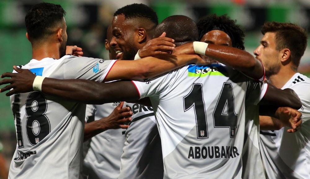 Beşiktaş'ın Yeni Malatyaspor kamp karosu belli oldu
