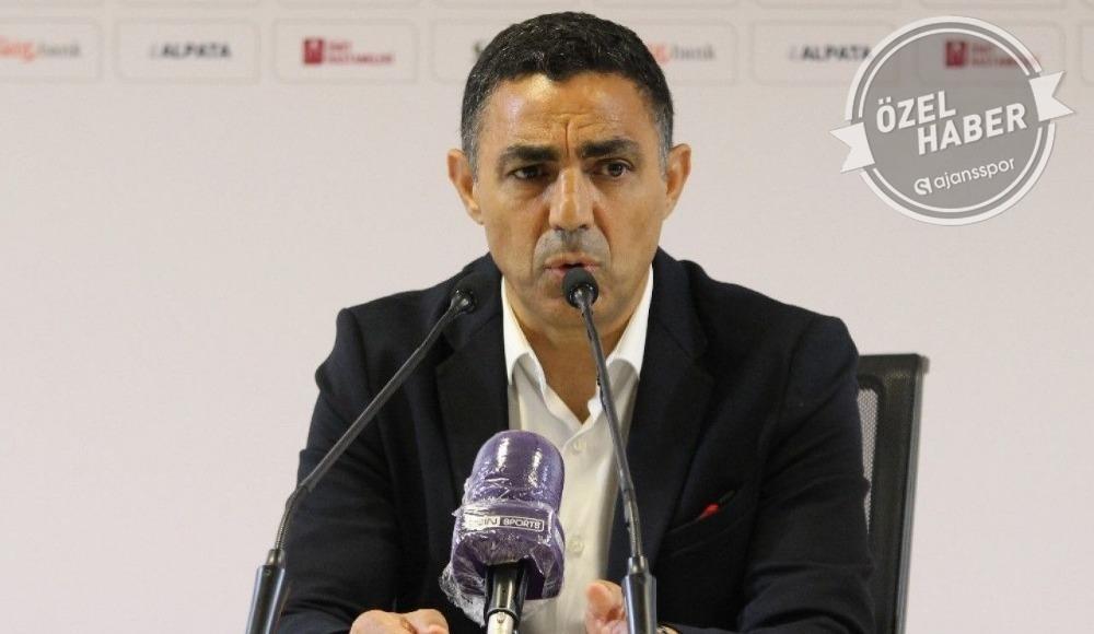 Ankaraspor'da Mustafa Özer ile yollar ayrıldı!