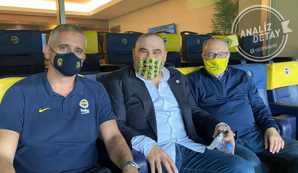 Fenerbahçe Beko'dan TBF'ye İstiklal Marşı başvurusu