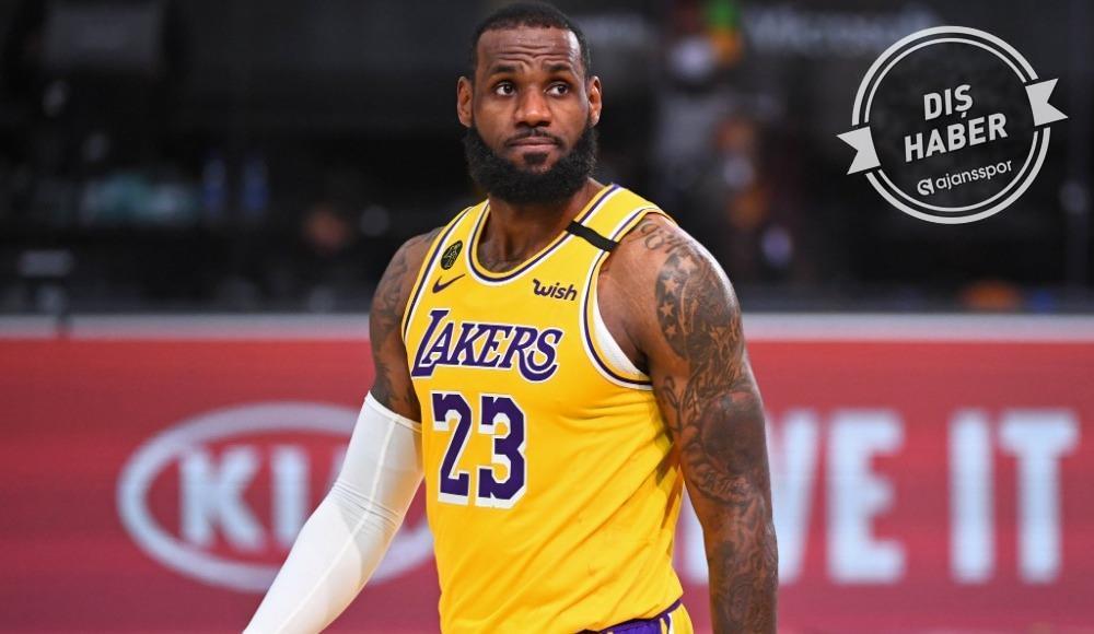 'LeBron James bunu kabul etmez'