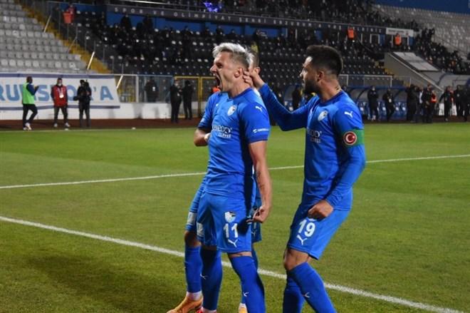 BB Erzurumspor'dan Novikovas açıklaması