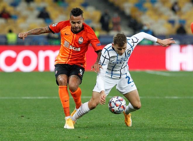 Shakhtar Donetsk - İnter Milan maçından gol sesi çıkmadı