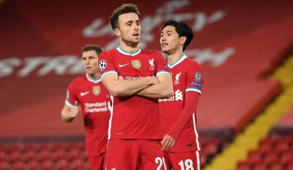 Liverpool ikinci yarıda açıldı