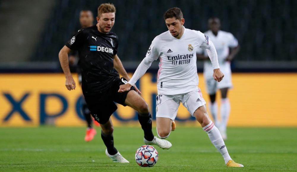 Real Madrid 2-0'dan döndü!