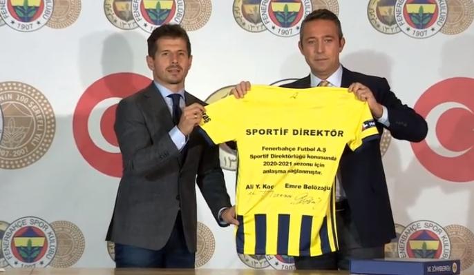 """Ali Koç: """"Fenerbahçe günü kurtararak devam edemez"""""""