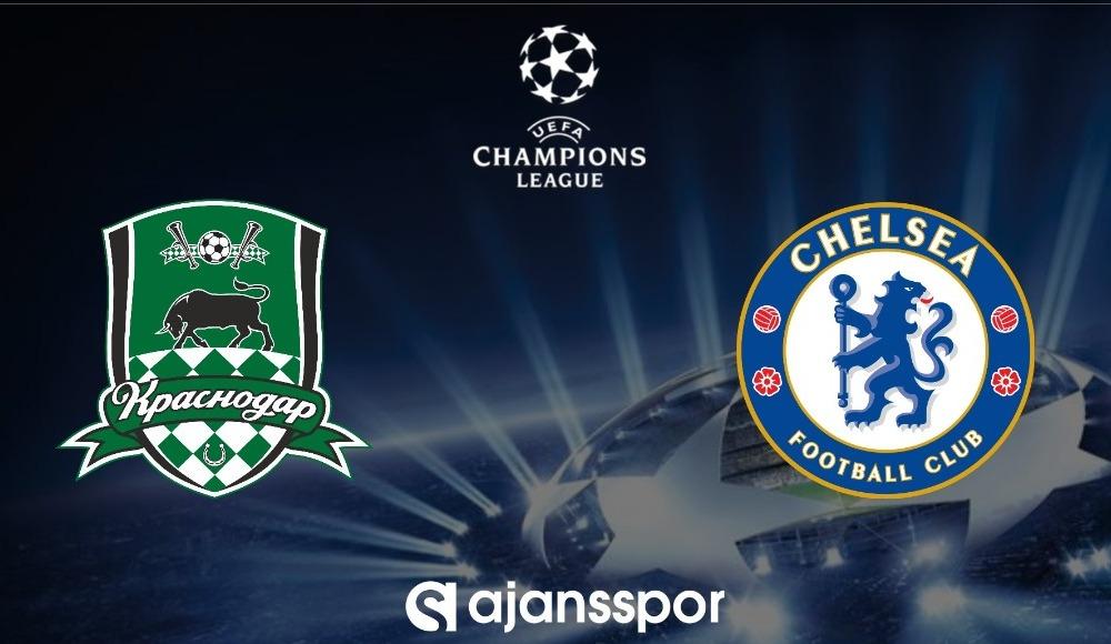 Krasnodar - Chelsea (Canlı Skor)