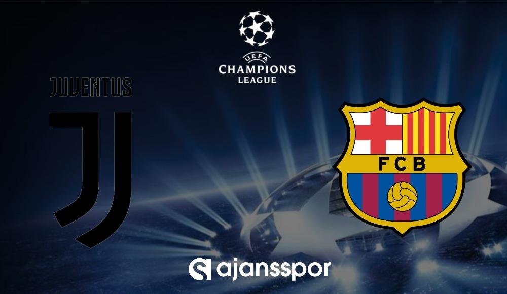 Juventus - Barcelona (Canlı Skor)