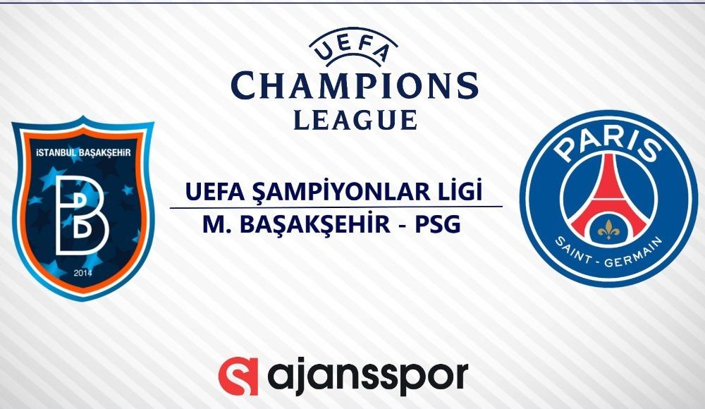 Lig TV canlı izle: Başakşehir - PSG