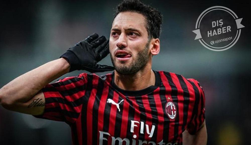Çalhanoğlu Milan ile anlaşamadı, Premier Lig'in dev kulübü devreye girdi!