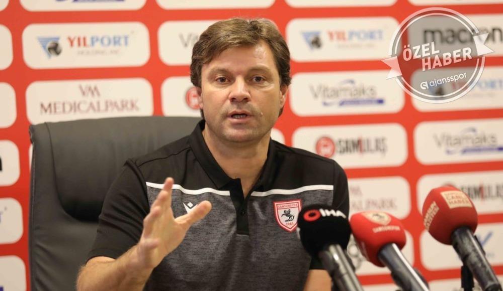 """""""Hedefimiz Avrupa Kupaları'nda olan Samsunspor"""""""