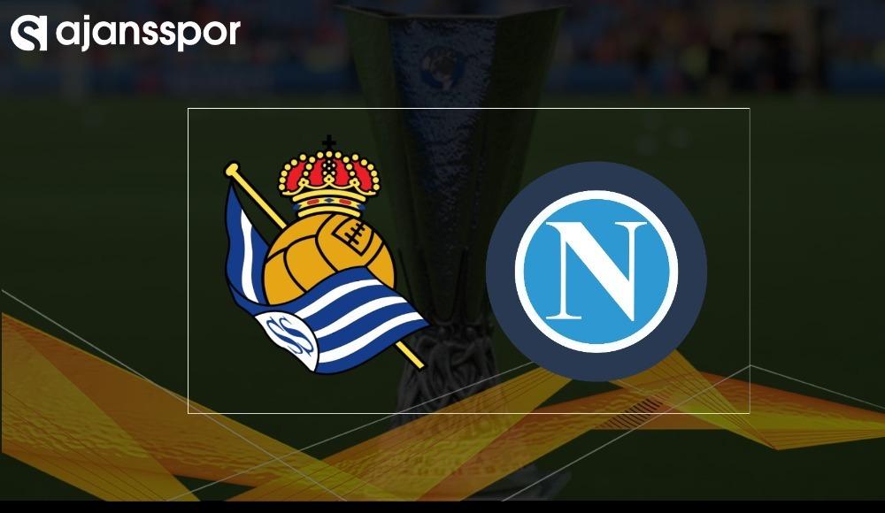 Real Sociedad - Napoli (Canlı Skor)