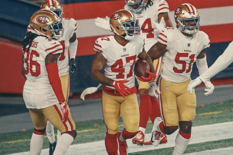 Haftanın savunmacısı: Jamar Taylor (San Francisco 49ers)