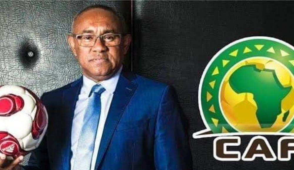 Afrika Futbol Konfederasyonu Başkanı Ahmed, koronavirüse yakalandı