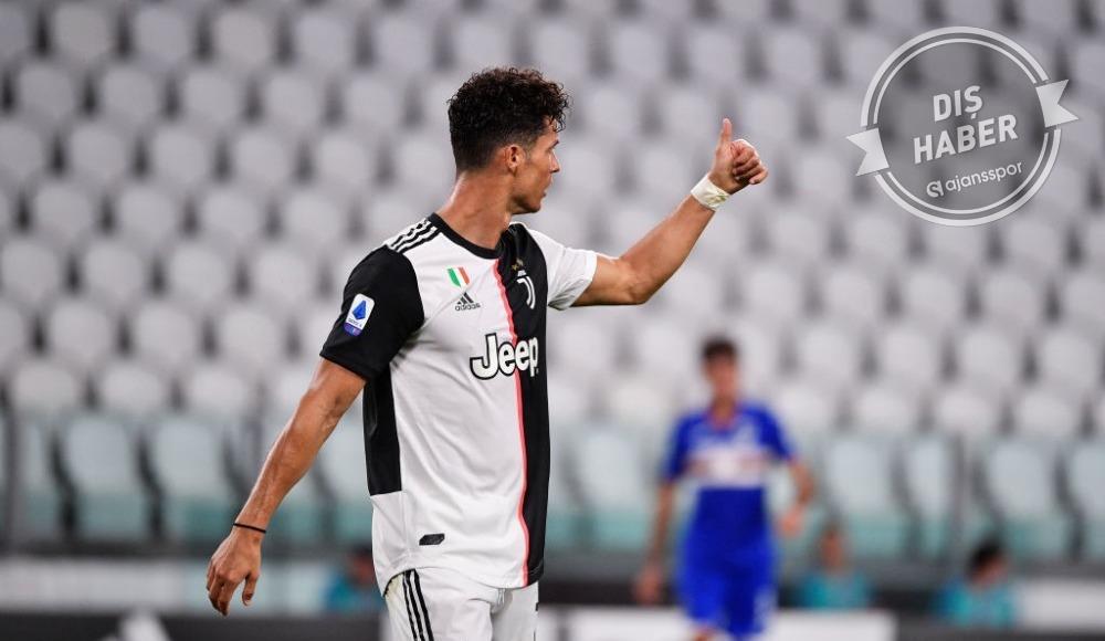 Ronaldo geri döndü!