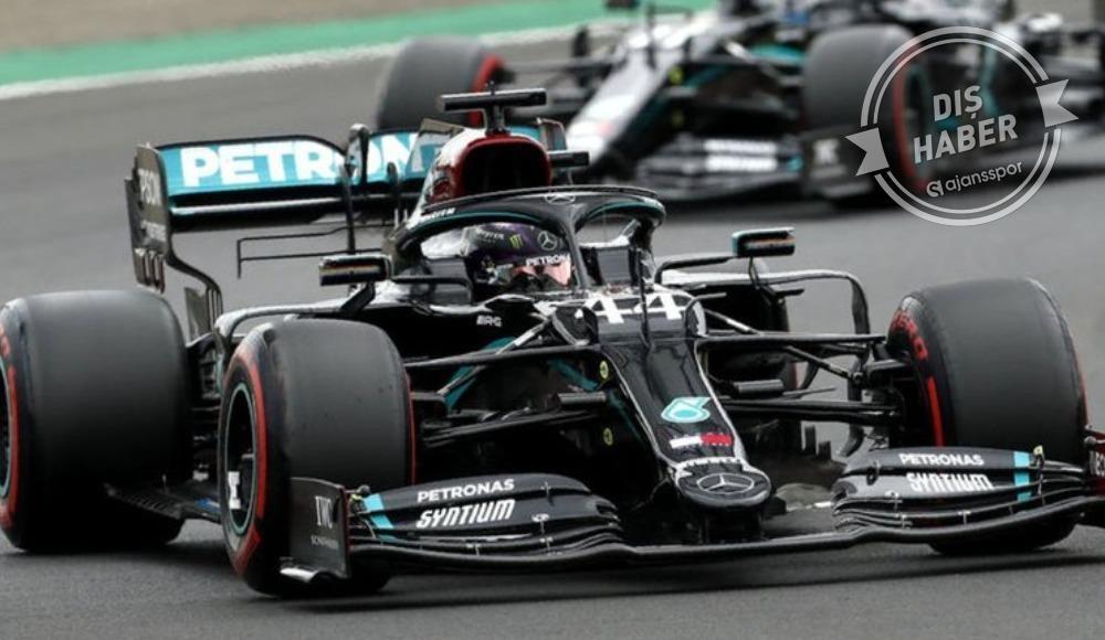Formula 1'de Mercedes şampiyonluğunu ilan edebilecek mi?