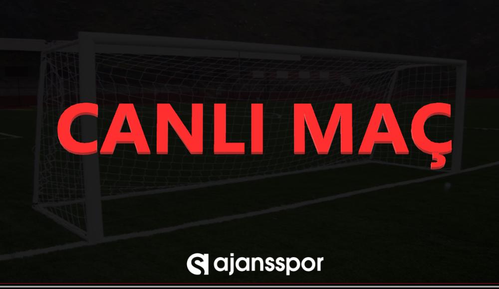 Giresunspor - Ümraniyespor maçı canlı izle!