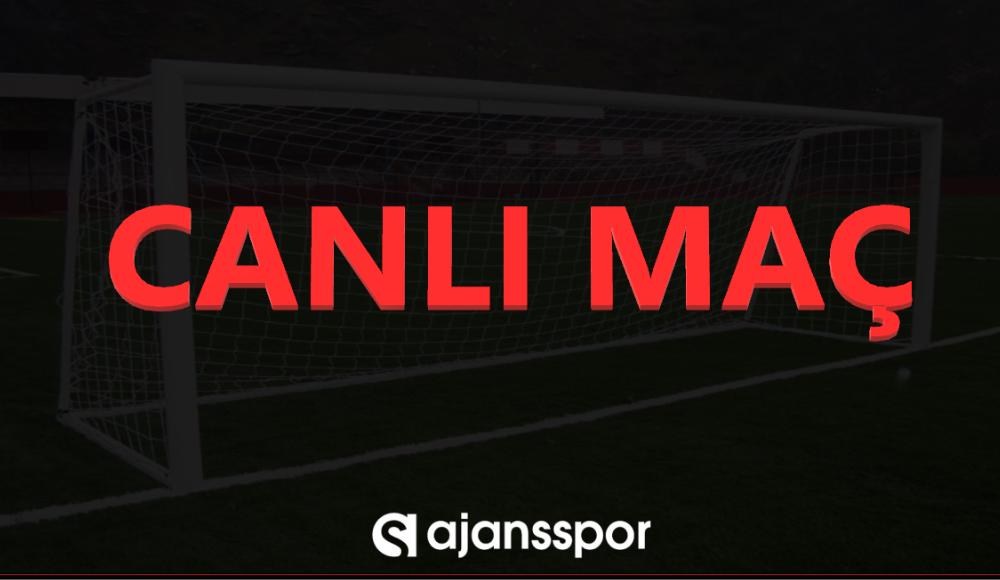Bursaspor - Boluspor maçı canlı izle!