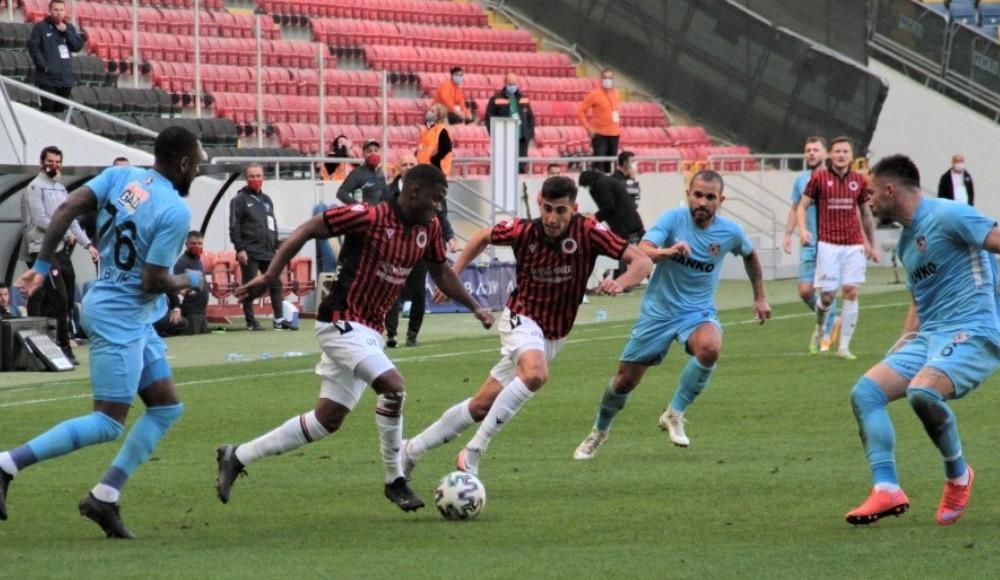 Furman, Candeias ve İlker, Gaziantep maçını değerlendirdi