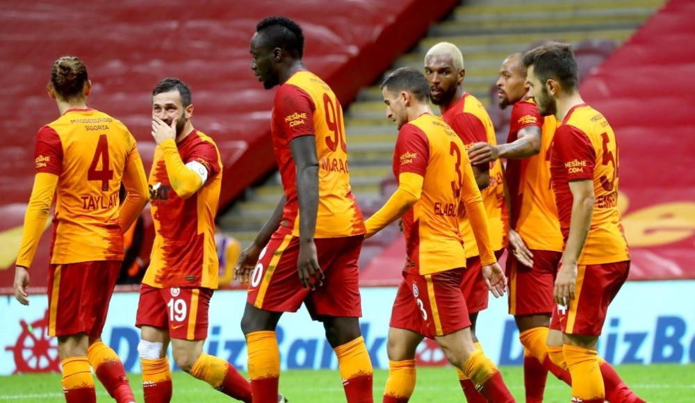 Galatasaray'da her şey yolunda!