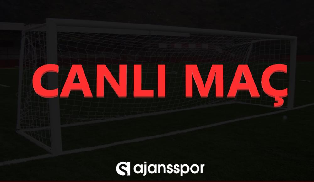 CANLI   Eskişehirspor - Akhisarspor