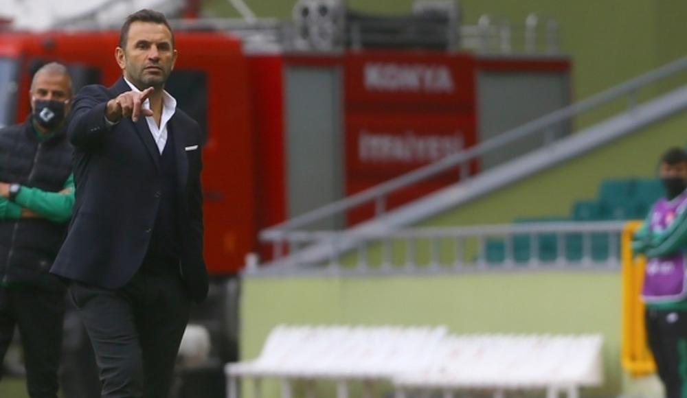 Okan Buruk'tan Konyaspor ve Crivelli açıklaması