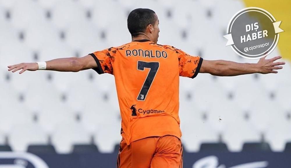 Ronaldo mesajı verdi: 'Cristiano geri döndü'