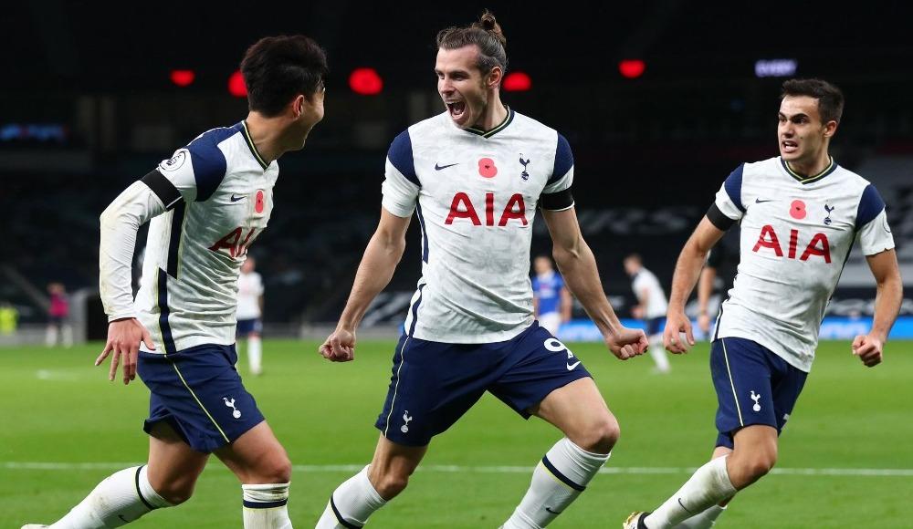 Bale 7 yıl sonra attı, Tottenham 3 puana uzandı