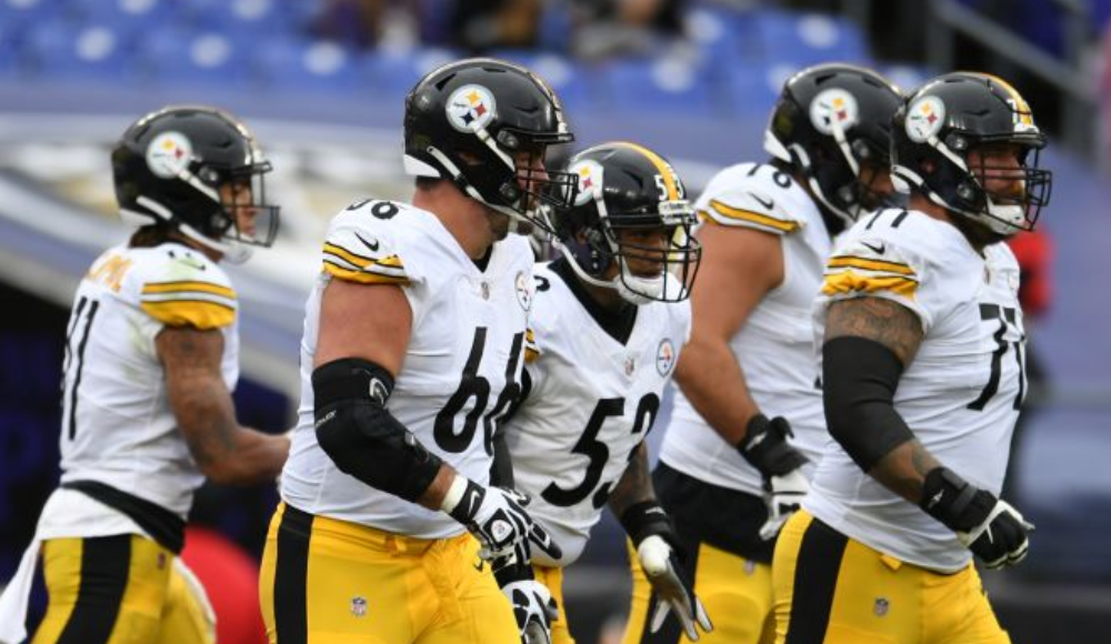 Pittsburgh Steelers durdurulamıyor