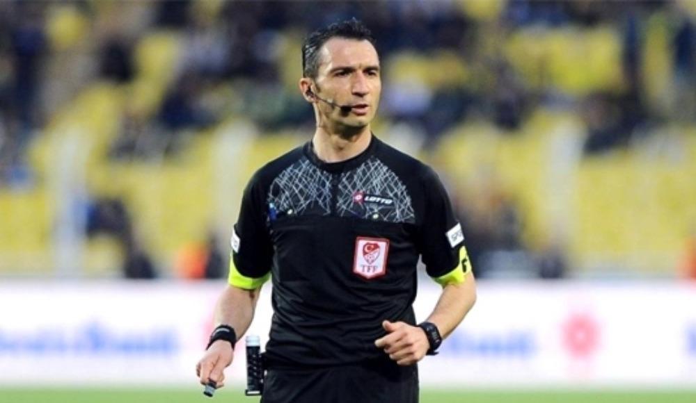 UEFA'dan hakem Abdulkadir Bitigen'e görev
