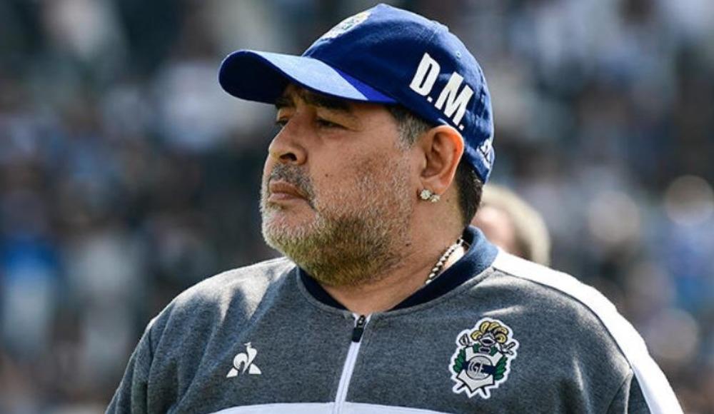 """Maradona hem bir kahraman hem de antikahramandı"""