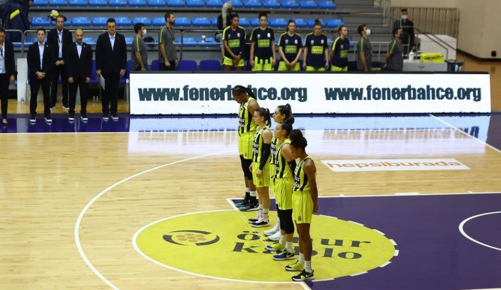 Fenerbahçe Öznur Kablo, 56 fayı farkla kazandı