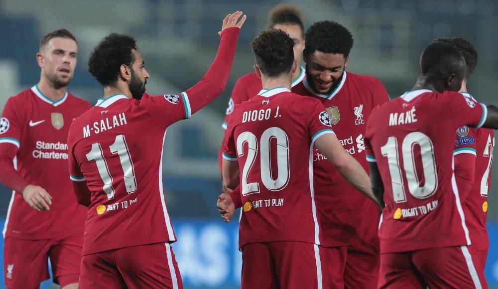 CANLI İZLE   Liverpool - Atalanta