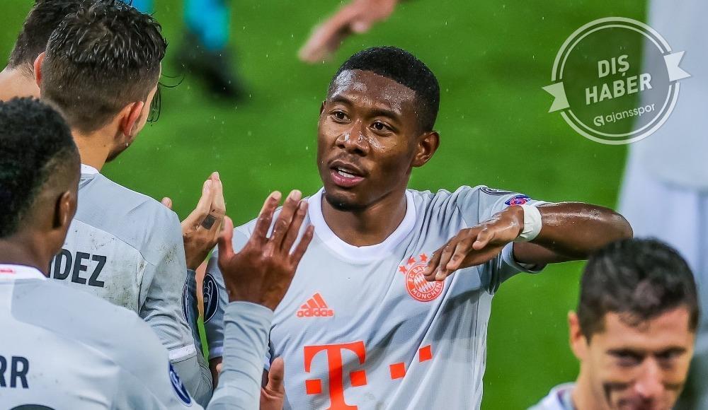 Juventus, David Alaba ile ilgileniyor
