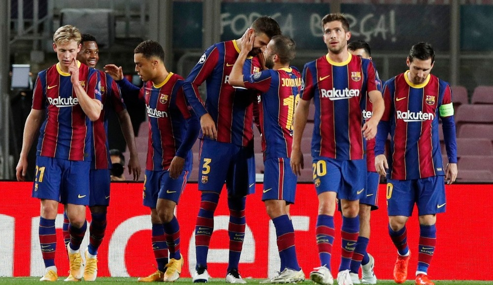 CANLI İZLE | Dinamo Kiev - Barcelona