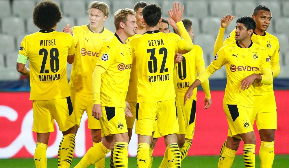 CANLI İZLE | Borussia Dortmund - Köln