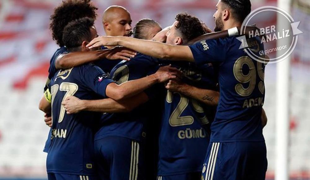 Fenerbahçe'nin kalesine daha fazla şut geldi, yediği goller azaldı
